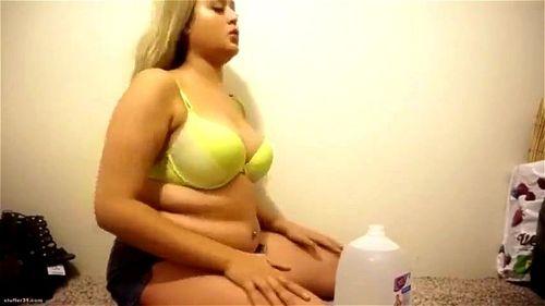 Muscle Girl Sex Wrestling