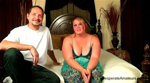 Real amateur wives getting a cream pie