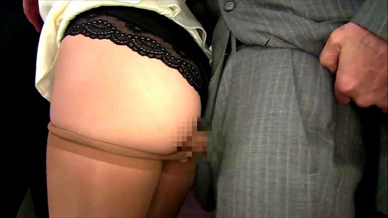 Cum Black Panties Gif