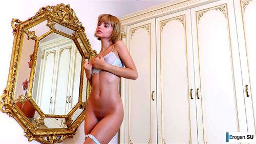 Erogen Ariel/Lillit A - Brunette, Small Tits, Solo, Teen, Ariel, Photoshooting