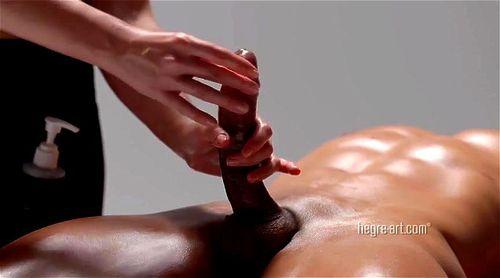Watch Huge Cock Massage Jolanta Leonaviciute Lithuanian
