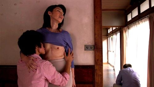 Watch 60 Something Mother and Son - Yukie Mitani, Japanese Wife, Japanese Granny Porn