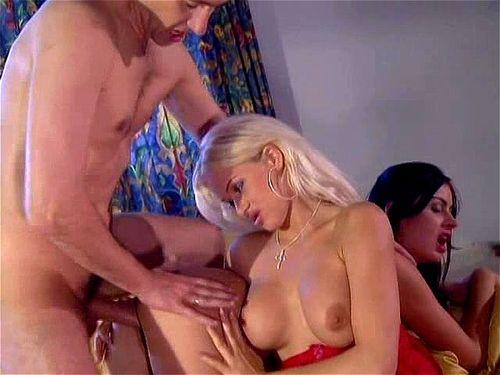 Sharon Lee Anal Threesome