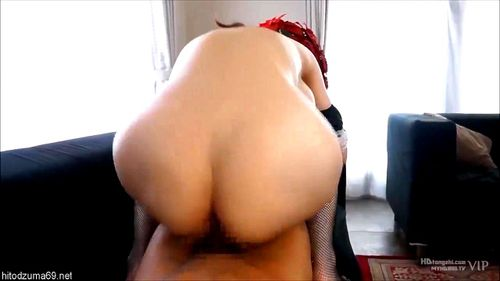 Big Ass Japanese Stocking