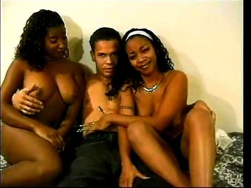 Vanessa Blue Anal Threesome