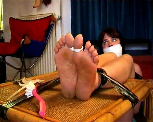 Milf Tied Gagged Fucked