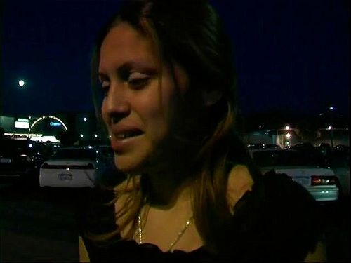 Amateur Latina Teen Threesome