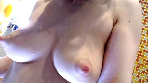 Perfect tits with puffy nipples lactating 4 - Puffy Nipples, Lactating, Amateur, Babe, Big Tits, Brunette