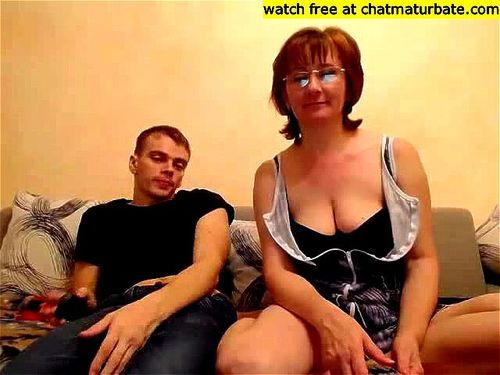 Real Amateur Stepmom Son