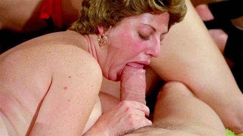 Vintage USA - John Holmes, Kiara Mia, Film Family, Classic, Retro, (フェラ)blowjob Porn