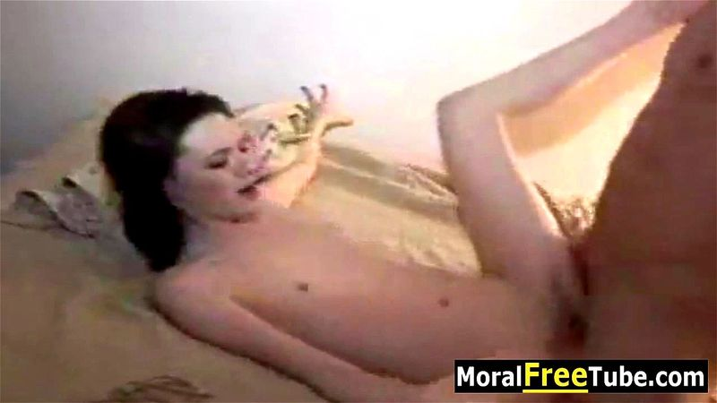 Amateur Pegging First Time