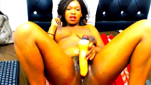 Ebony Amateur Public Teen