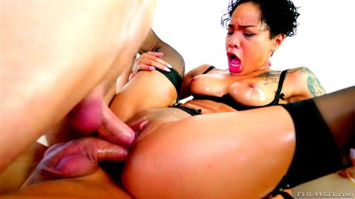 Double Anal Double Vaginal