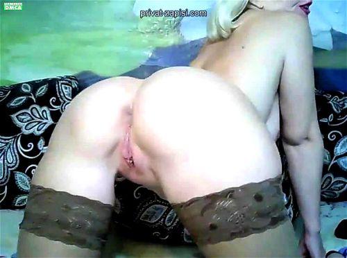 Blonde Big Boobs Webcam