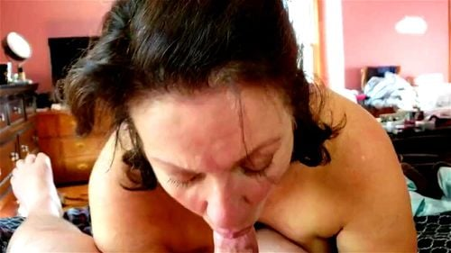 Mature Gagging Throat Fuck