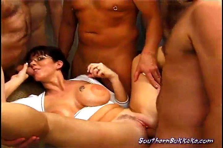 Hot lesbian group