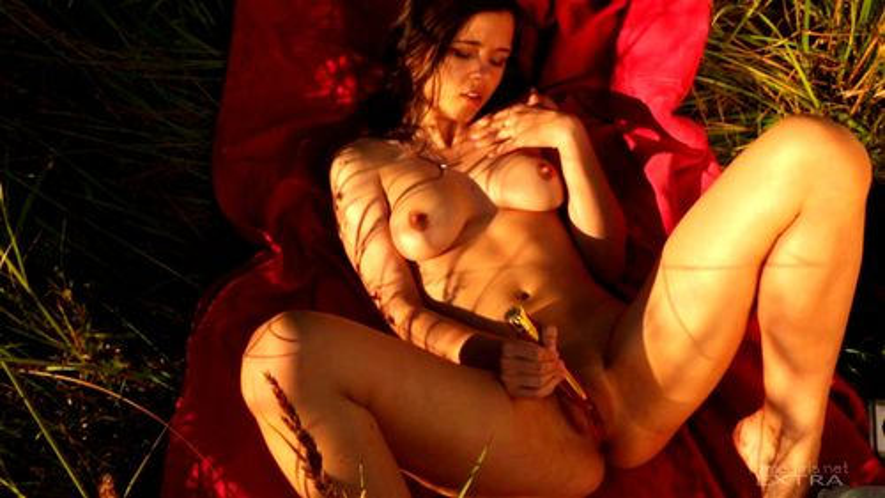 fg audrey extra 06 - Babe, Masturbation, Solo, Toy, Dildo, Masterbation
