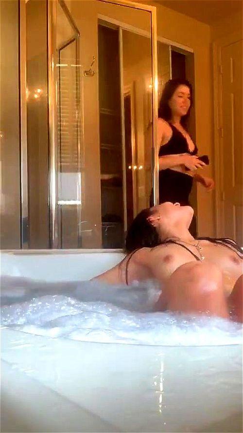 Two Ebony Girls Suck Dick