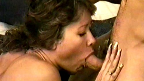 Eating shaved granny pussy