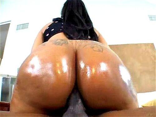 Big Black Ass Wet Pussy