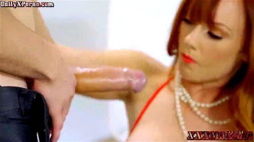 Reverse Gangbang Big Tits