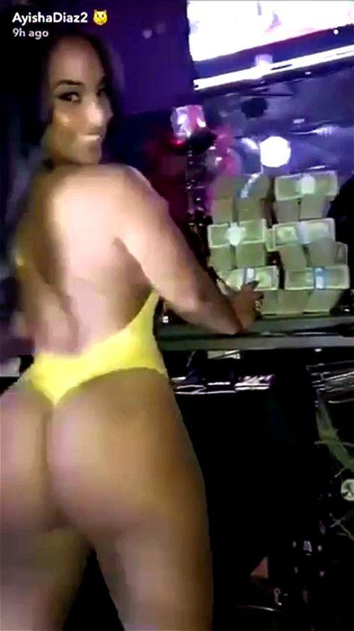 Thick Latina Anal Dildo
