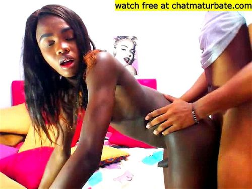 Ebony Amateur Toe Sucking