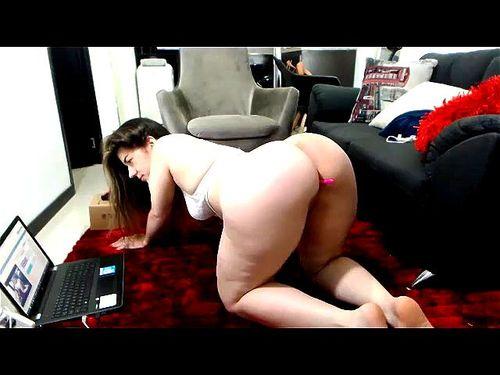 Amateur Fat Ass White Girl