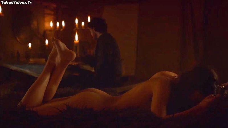 Scenes got nude 'Game of