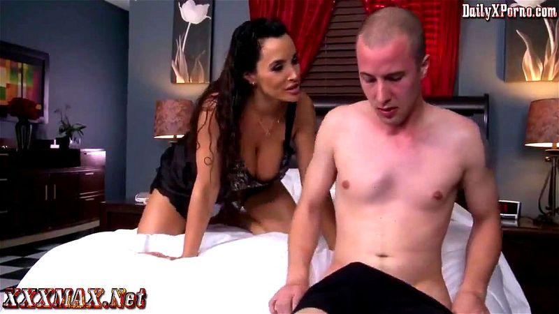 Big Tit Stepmom Fucks Son