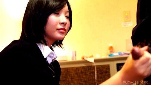 かわいい制服の子援交風動画