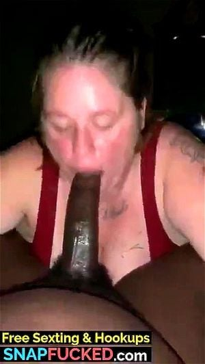 Big Tit White Bbw Sucks Bbc