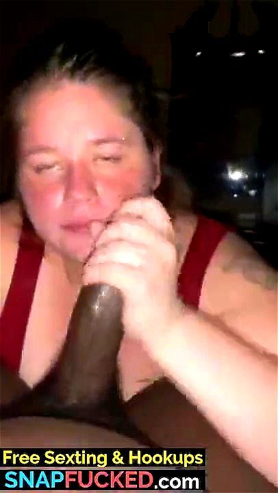 sloppy bbw deepthroat bbc