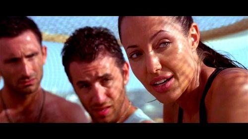 Angelina Jolie film porno