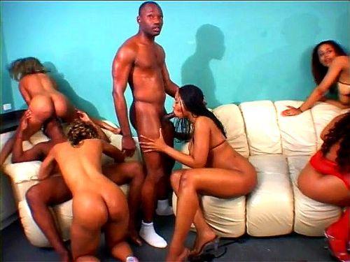 Ffm Ebony Interracial Amateur