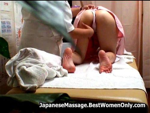Japanese Teen Massage 1