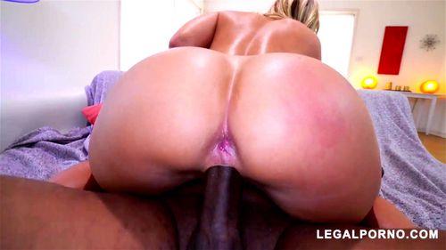 Homemade Blonde Teen Big Ass