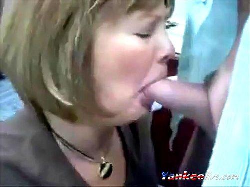 Amateur Busty Blowjob Mature