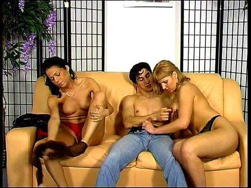 Latina Ass Anal Threesome