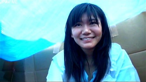 STD-017 本物ホームレス少女 - Japanese Homeless, Aoi Tsukasa, Homeless, (フェラ)blowjob, Japanese, Public