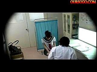 Japanese Doctor Exam - Japanese Doctor, Doctor Exam, (中出)creampie, Japanese, Doctor Porn
