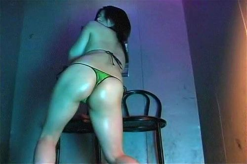 Sexy Girl Big Ass Strip