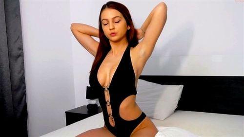 College Girl Perfect Body