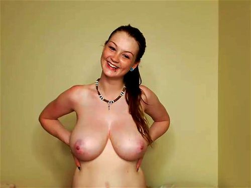 Huge Natural Tits Teen Riding