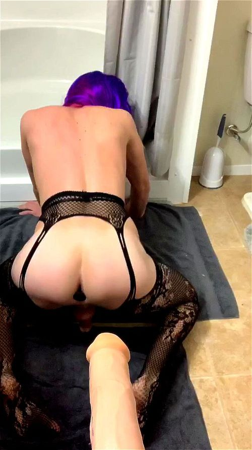 Skinny shemale strips and teases