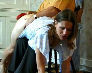 Spanking Older Ladies