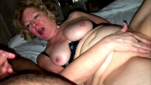 Sucking dick grannies horny pawgs