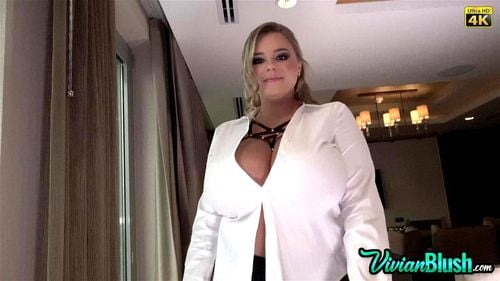 My First Topless Ever!-Vivian - Alina Kova, Vivian Blush Tits, Solo, Big Tits, Vivian Blush Porn - SpankBang