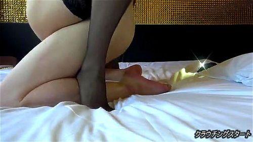 J amateur cutie sexy lingerie - Amateur, Asian, (フェラ)blowjob, Brunette, (中出)creampie, Cumshot