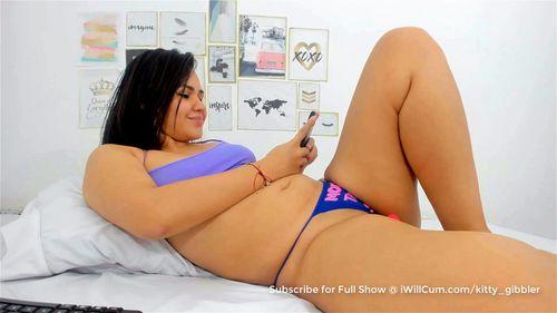 Beautiful Big Booty Latina